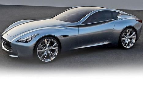 Infiniti ponders 4-door coupe like Panamera - Automotive News | Automotive and Transportation Design | Scoop.it