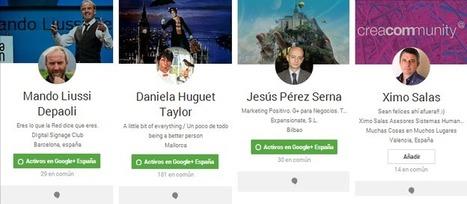Tarjeta de visita virtual o hovercard en Google+ ¿Qué es y para qué? | Links sobre Marketing, SEO y Social Media | Scoop.it