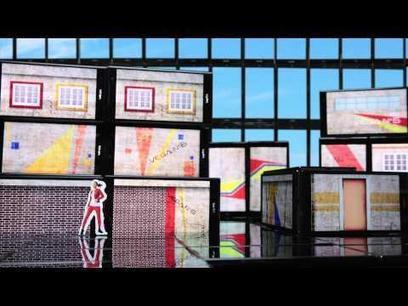 Pantech Creates Awesome Stop Motion Animation Using 500 Vega Number 6 ... - Ubergizmo | Machinimania | Scoop.it