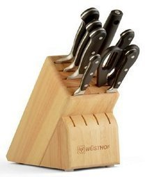 !@#   Wüsthof Classic Knife Block Set — 9 pcs Wüsthof | wusthof knife set | Scoop.it