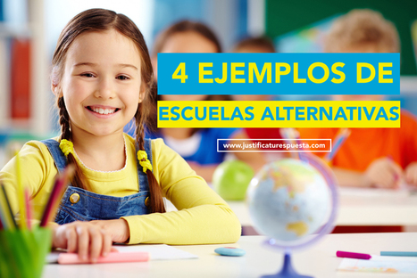 4 Ejemplos de escuelas alternativas. Otra educación es posible | Searching & sharing | Scoop.it
