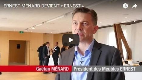 Lorsque Ernest Ménard devient «Ernest» | Aménagement des espaces de vie | Scoop.it