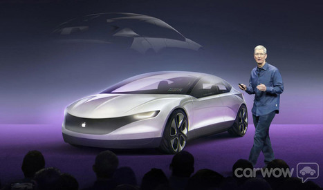 Apple Electric Car: Concept Photos | Sustain Our Earth | Scoop.it