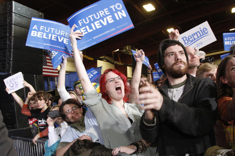 With Michigan triumph, Sanders proves the US need not settle for the 'inevitable'   Everything You Need to Know           Re: Bernie Sanders   Scoop.it