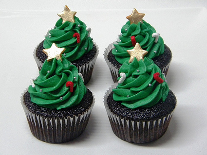 Christmas Cupcakes & Cookies | All About Types & History of Christmas Cupcakes | SHAupdates | randomness | Scoop.it