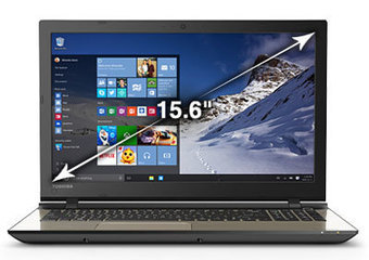 Toshiba Satellite L50-CBT2N03 Review - All Electric Review | Laptop Reviews | Scoop.it