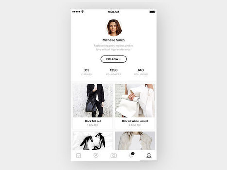 User Interface Design – Some Of The Best Practices To Keep In Mind   Webdesign et Ergonomie   Scoop.it