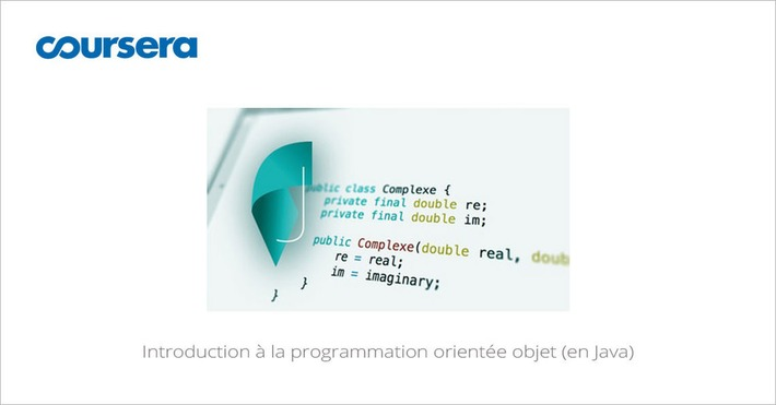 [Today] MOOC Introduction à la programmation orientée objet (en Java) | Solutions locales | Scoop.it