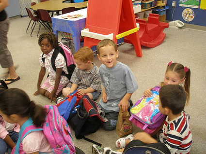 A Funder Arrives on the Early Childhood Education Scene in a Very BigWay - Inside Philanthropy - Inside Philanthropy | philanthropy | Scoop.it
