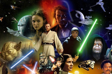 Star Wars: un film all'anno a partire dal 2015! | WEBOLUTION! | Scoop.it