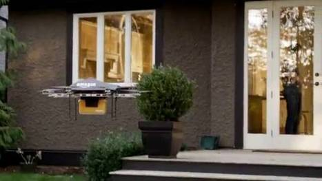 Amazon enviará los paquetes a casa con drones | About marketing concepts | Scoop.it