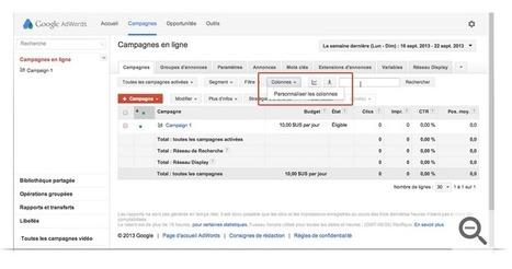 Google Adwords affine les statistiques d'audience et de fréquence de diffusion   PPC référencement payant   Scoop.it
