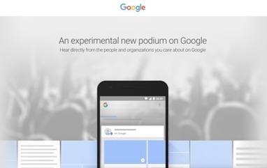 El SEO ¿ya no importa? Google permite a algunos medios publicar directamente en resultados de búsqueda | Enredado | Scoop.it