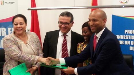 Forum Guinée-Maroc : Sept conventions dont une bourse de sous-traitance signées   Coopération internationale décentralisée   Scoop.it
