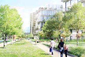 2 000 logements neufs sur le futur écoquartier Flaubert de Grenoble | Architecture et Urbanisme - L'information sur la Construction Paris - IDF & Grandes Métropoles | Scoop.it