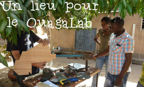 Le Ouaga Lab : un FabLab à Ouagadougou ! | Fab-Lab | Scoop.it