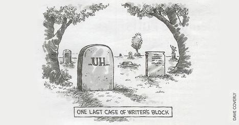 6 Cool Ways to Overcome Writer's Block   Human Writes   Scoop.it