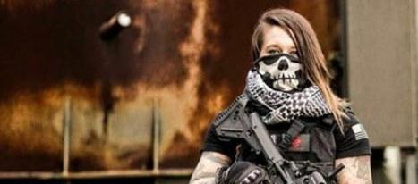 Cette ex-militaire américaine est devenue chasseuse de braconniers | Leadership au Féminin à développer et soutenir! | Scoop.it