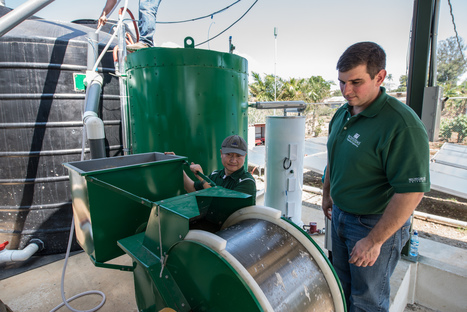 Costa Rican and MSU officials help dedicate new anaerobic digester | Rainbow Organic | Scoop.it