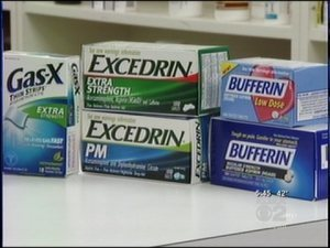 Patients Paying Top Dollar For Excedrin Migraine Since Recall - CBS Pittsburgh | Troy West's Radio Show Prep | Scoop.it