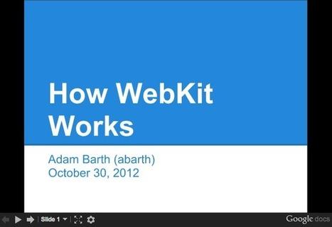 WebKit for Developers - Paul Irish | Lectures web | Scoop.it