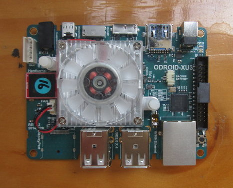 Unboxing of ODROID-XU3 Lite Exynos 5422 Development Board | Embedded Systems News | Scoop.it