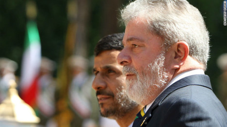 Why Iran-Brazil has gone cold | How will you prepare for the military draft if U.S. invades Syria right away? | Scoop.it