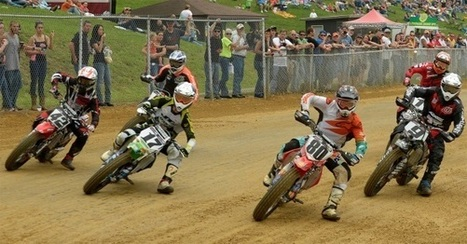 Statement from AMA Pro Racing on Inaccurate Reports about the Track Configuration for the 2015 Peoria TT | California Flat Track Association (CFTA) | Scoop.it