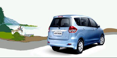 Maruti Ertiga Facelift Launched at Rs 5.99 lakh - Ecardlr | Search new cars by price, make and model and buy new cars with best deals | Scoop.it