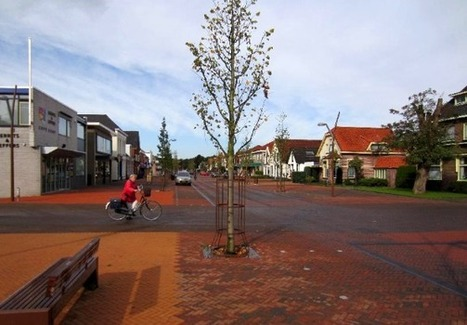 Shared space: Why the best thing for some streets is a little bit of chaos | Location Is Everywhere | Scoop.it