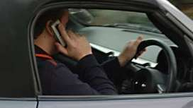 Thousands caught driving distracted twice over four years - BBC News | harismartan22 | Scoop.it