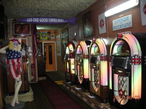Conseils avant l'achat d'un jukebox de collection | foundaround | Scoop.it