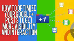 All ways to optimize your Google+ posts   Seoios.Com   Scoop.it
