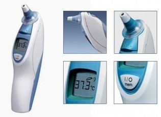 Advantages of using a digital ear thermometer | Health | Scoop.it