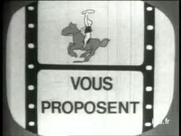 """Le Générique de """"Monsieur Cinéma""""   Monsieur Cinéma   Scoop.it"""