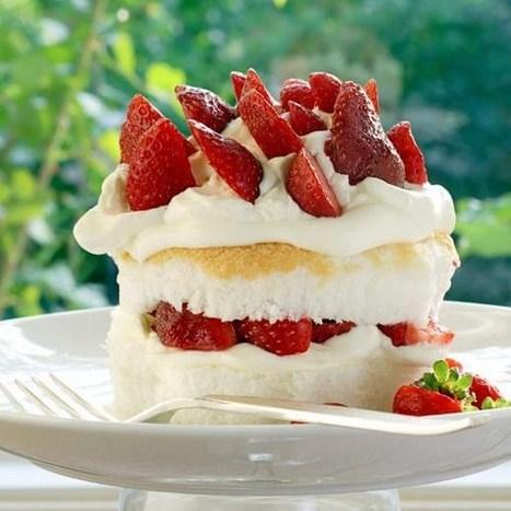 Ricette dolci: la torta di panna al limoncello - Ginger & Tomato | Il mio lato più dolce | Scoop.it