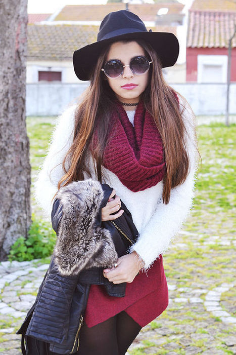 Tbdress-blog Fashion Style with Tbdress Sweater and Shorts - The World is Your Runway | Mito | Scoop.it