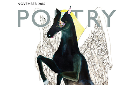 Poetry Magazine Reading List: November 2016-with Conor O'Callaghan | The Irish Literary Times | Scoop.it