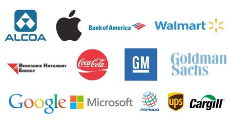 13 Giant Companies Just Made Big Climate Pledges | GarryRogers NatCon News | Scoop.it