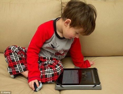 Does YOUR toddler play on an iPad? Taiwan makes it ILLEGAL for parents to let children under two use electronic gadgets... and under-18s must limit use to 'reasonable' lengths | Kickin' Kickers | Scoop.it