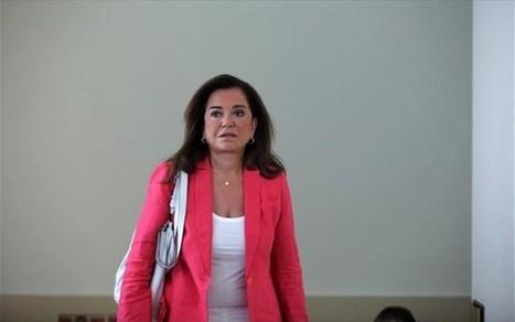 Την παρέμβαση της δικαιοσύνης για το «σχέδιο Βαρουφάκη» ζητά η Ντ. Μπακογιάννη | Politically Incorrect | Scoop.it