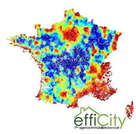 C. En fonction de la situation géographique | Peux t'on vivre avec le SMIC en 2012? | Scoop.it