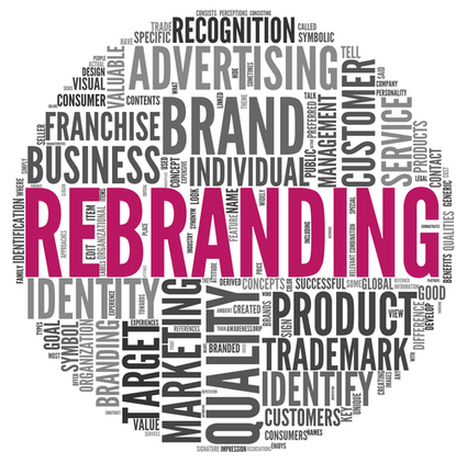 4 Tips for Healthy Rebranding | Awesome Inbound Marketing Resources for Smart Business Leaders & Entrepreneurs | Scoop.it
