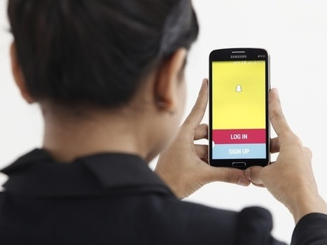 How People Are Really Using Snapchat (Infographic) | SportonRadio | Scoop.it