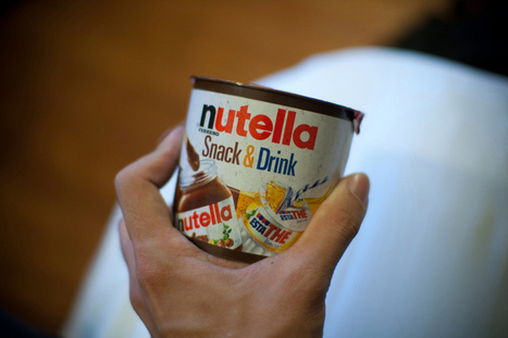 For better snacking, big data is the secret ingredient | Big Data Innovation | Scoop.it