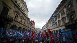 Manifestation de la fonction publique à Rome contre l'austérité budgétaire | Mouvement. | Scoop.it