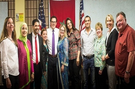 US: Moroccan American Community Holds Interfaith Iftar   Marrakech and Sanssouci Collection   Scoop.it