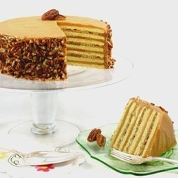 Praline Cake - Caroline's Cakes | Cake And More Cake | Scoop.it