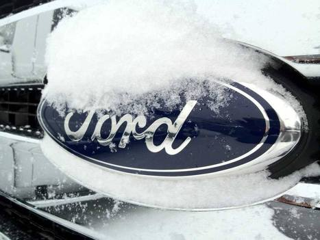 Buffalo Snow Storm Affecting Ford Production - Average Car Guy | Mikes Auto News | Scoop.it