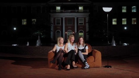 Graduating Seniors Make a Shot-By-Shot Remake of the 'Friends' Intro | Mediawijsheid ed | Scoop.it